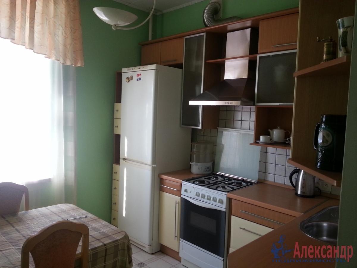 3-комнатная квартира (90м2) в аренду по адресу Московский просп., 193— фото 7 из 9