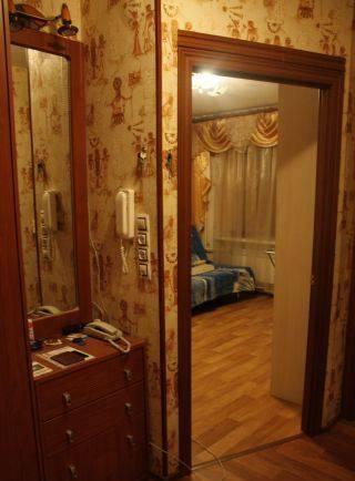 1-комнатная квартира (32м2) в аренду по адресу 2 Муринский пр., 10— фото 3 из 5