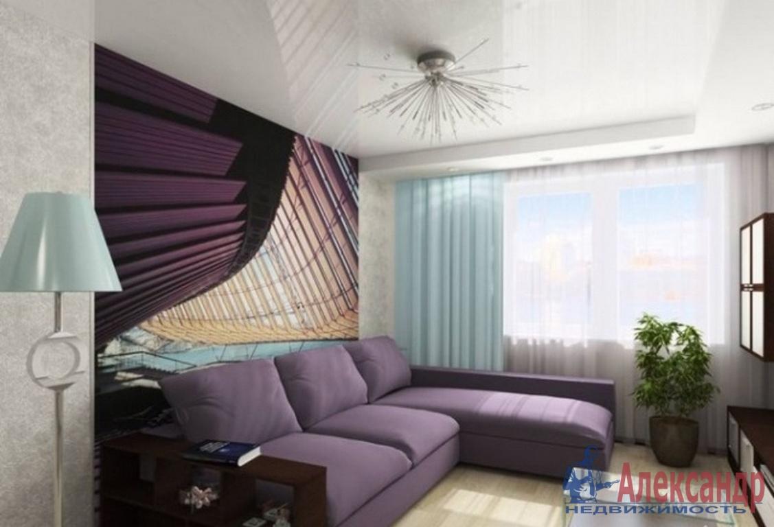 1-комнатная квартира (39м2) в аренду по адресу Нахимова ул., 20— фото 1 из 3