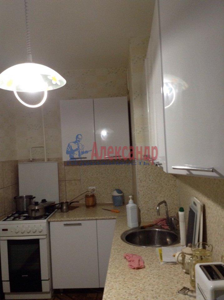 1-комнатная квартира (34м2) в аренду по адресу Мебельная ул., 29— фото 4 из 5