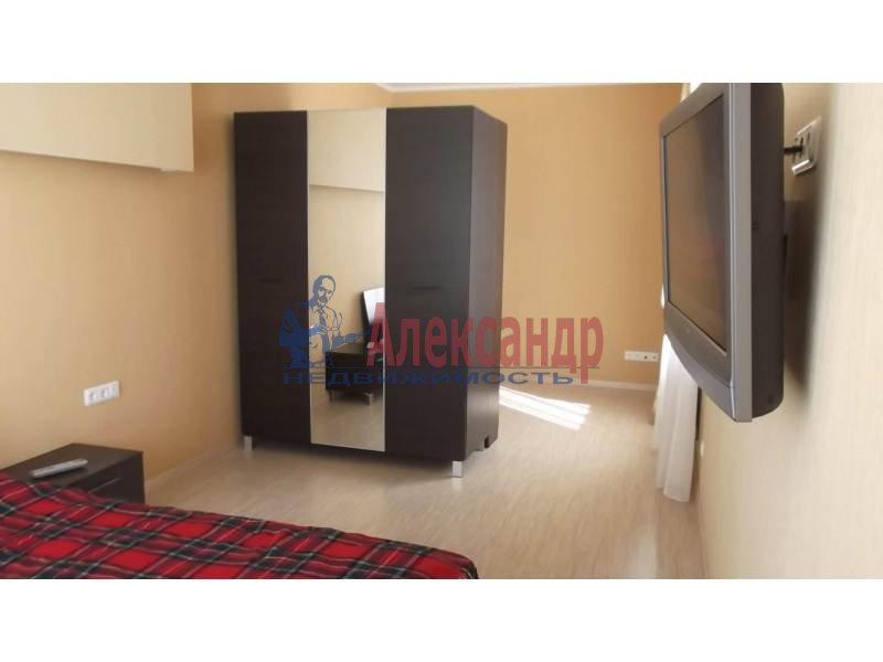 3-комнатная квартира (100м2) в аренду по адресу Коломяжский пр., 15— фото 11 из 14