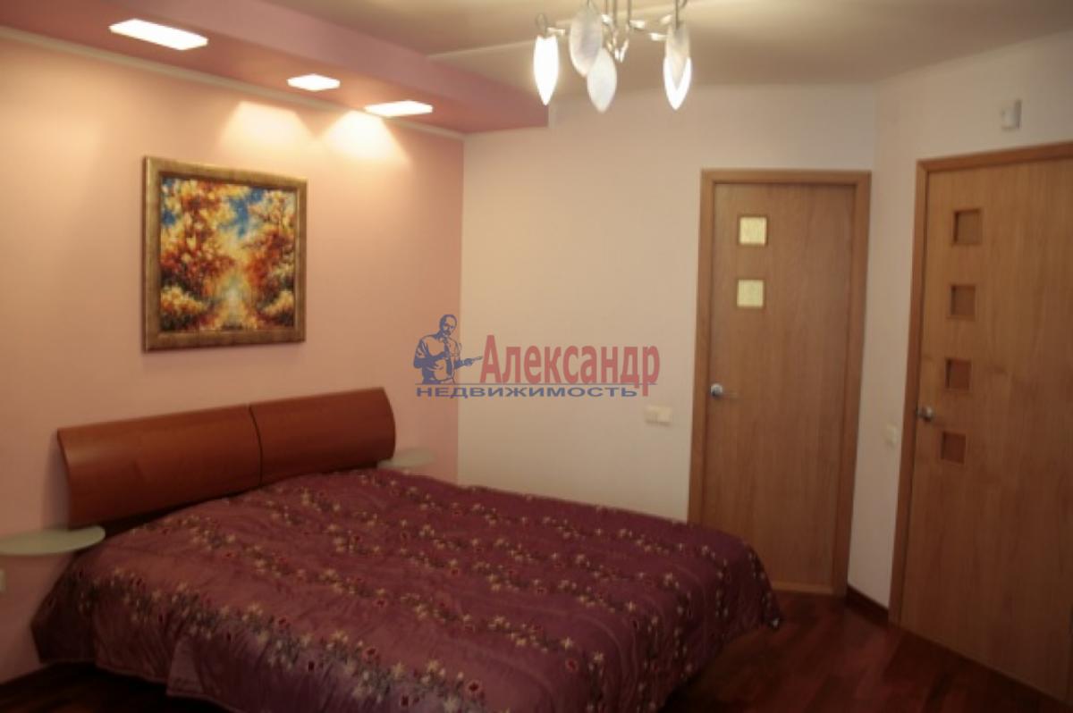 3-комнатная квартира (105м2) в аренду по адресу Невский пр., 117— фото 17 из 20