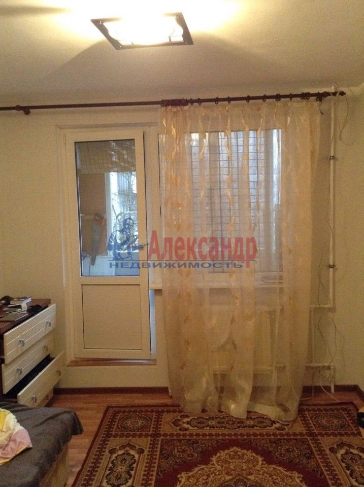 1-комнатная квартира (34м2) в аренду по адресу Мебельная ул., 29— фото 5 из 5
