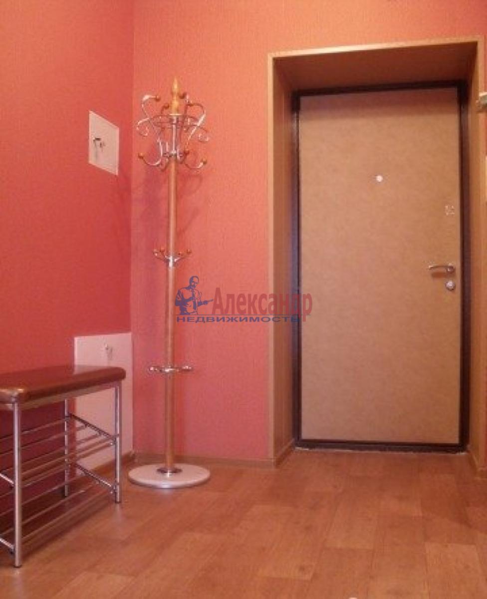 1-комнатная квартира (40м2) в аренду по адресу Авиаконструкторов пр., 20— фото 4 из 4