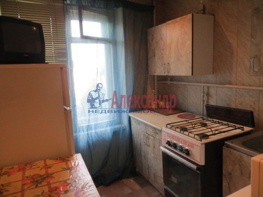 1-комнатная квартира (40м2) в аренду по адресу Крюкова ул., 10— фото 1 из 1
