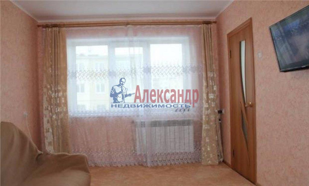 2-комнатная квартира (50м2) в аренду по адресу Светлановский просп., 52— фото 1 из 4