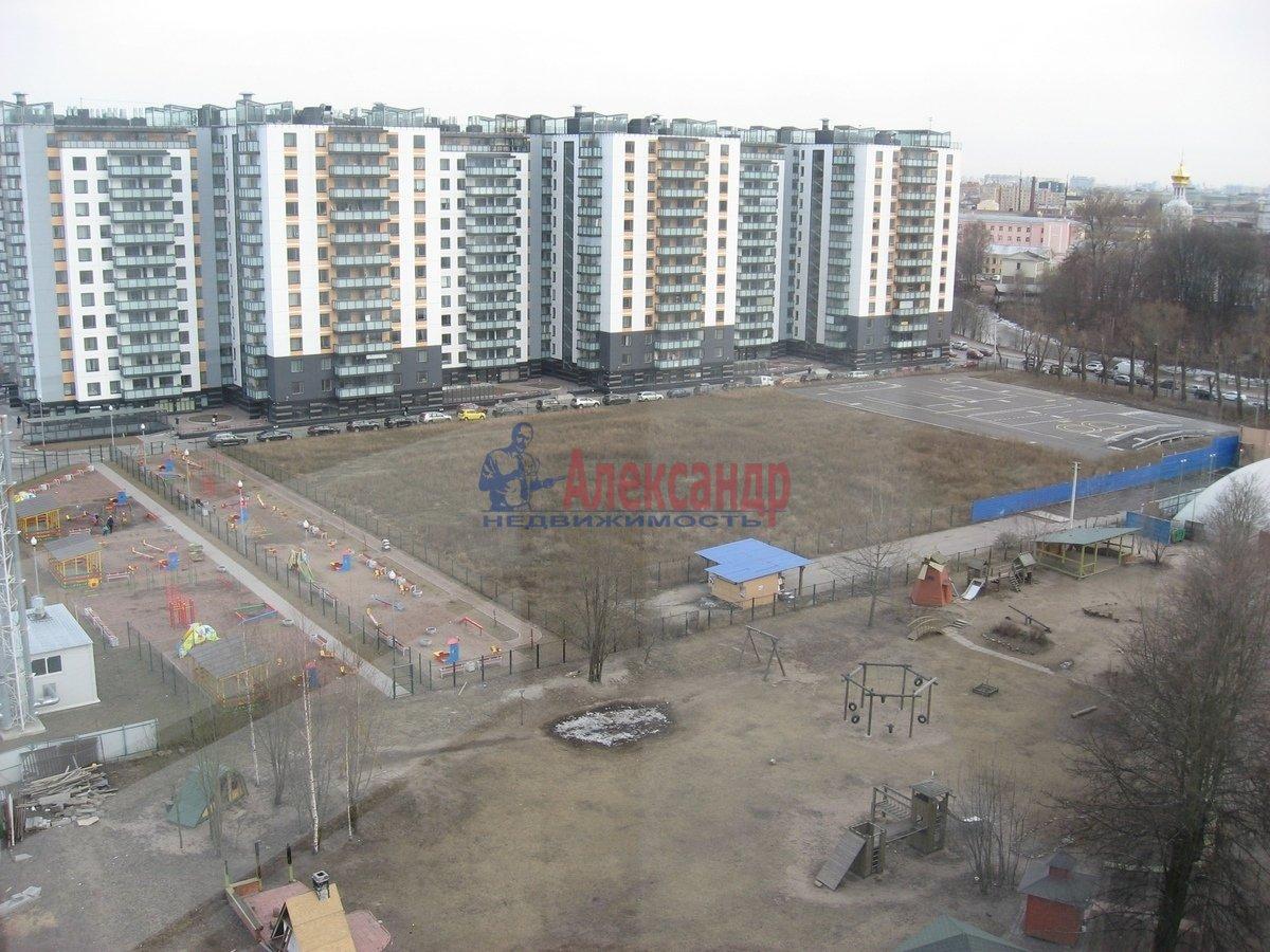 2-комнатная квартира (62м2) в аренду по адресу Одоевского ул., 22— фото 11 из 11