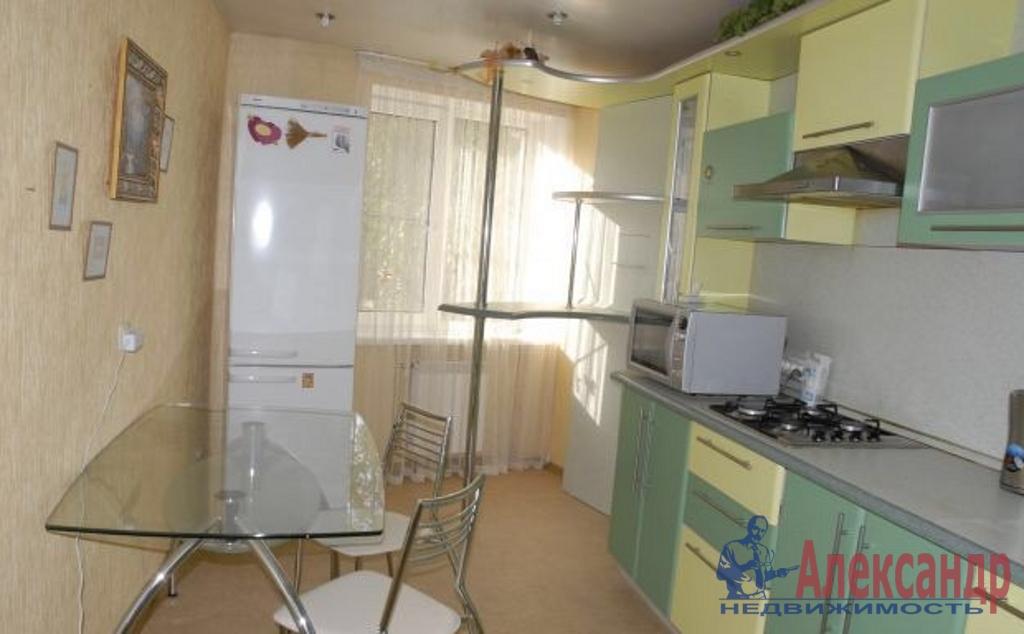 2-комнатная квартира (60м2) в аренду по адресу Большой пр., 60— фото 2 из 3