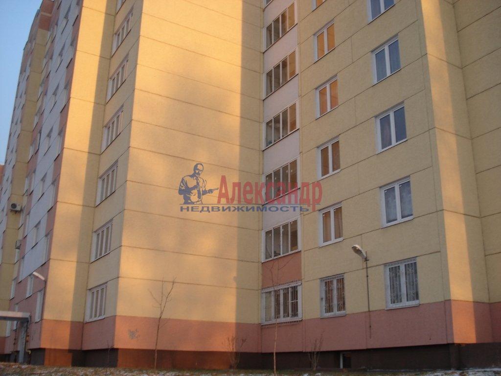 1-комнатная квартира (42м2) в аренду по адресу Колтуши пос., Верхняя ул., 1— фото 10 из 10