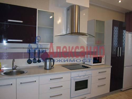 1-комнатная квартира (44м2) в аренду по адресу Дачный пр., 17— фото 5 из 8