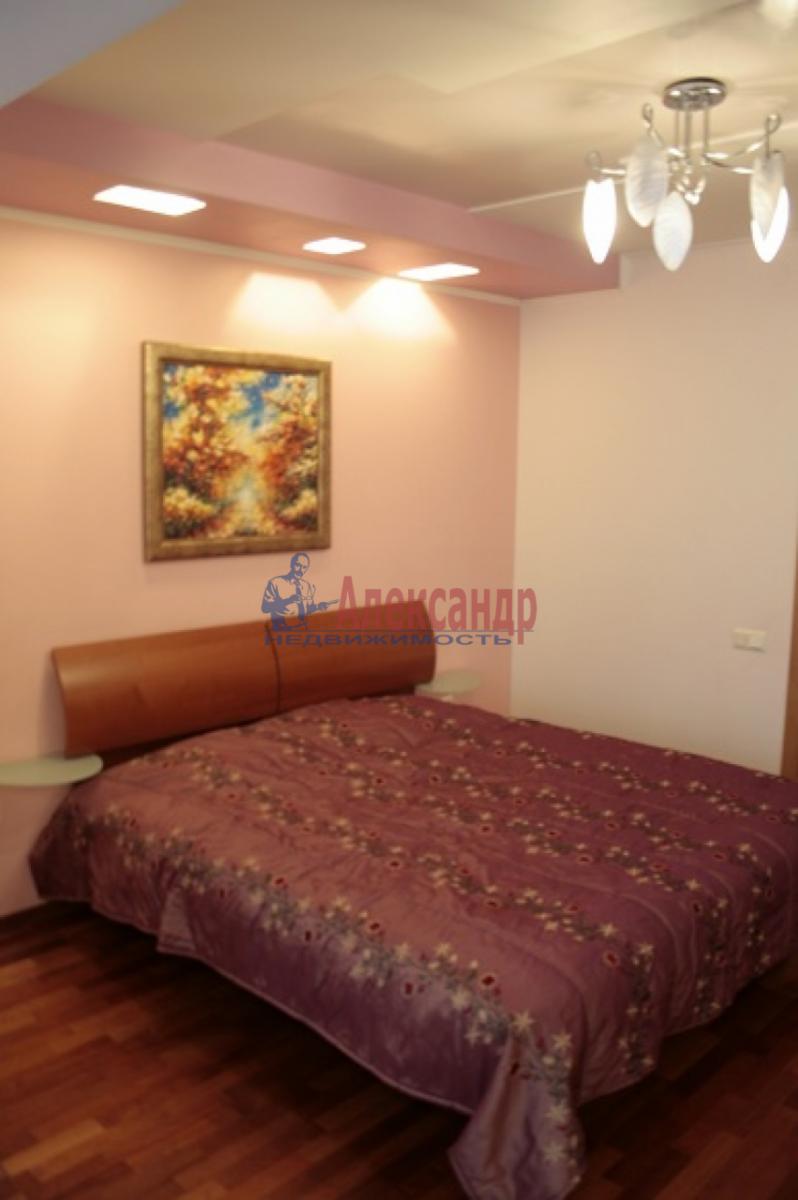 3-комнатная квартира (105м2) в аренду по адресу Невский пр., 117— фото 18 из 20