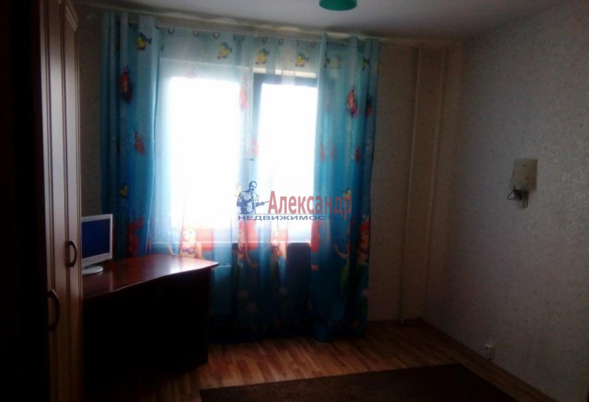 Комната в 2-комнатной квартире (43м2) в аренду по адресу Ярослава Гашека ул., 26— фото 2 из 4