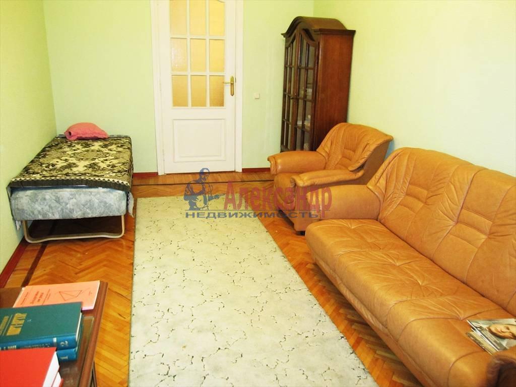 3-комнатная квартира (125м2) в аренду по адресу Мытнинская наб., 1— фото 15 из 16