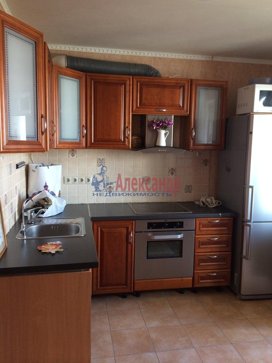 1-комнатная квартира (42м2) в аренду по адресу Савушкина ул., 128— фото 1 из 6
