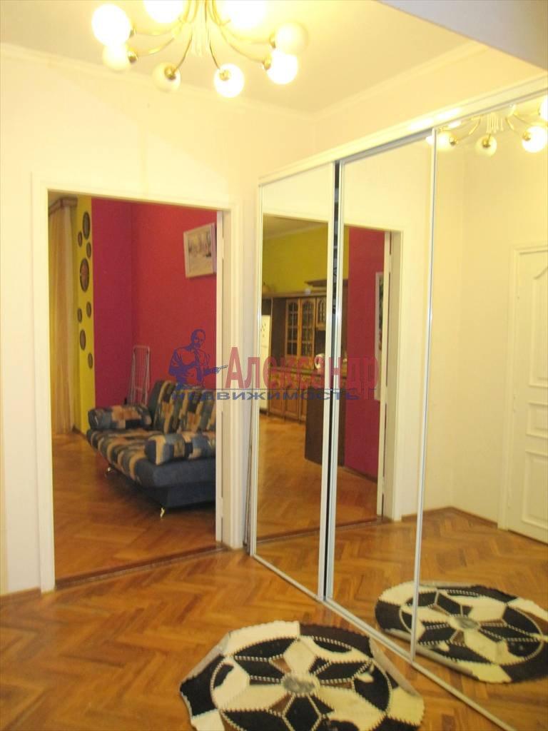 3-комнатная квартира (125м2) в аренду по адресу Мытнинская наб., 1— фото 4 из 16