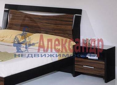 1-комнатная квартира (42м2) в аренду по адресу Варшавская ул., 69— фото 2 из 3