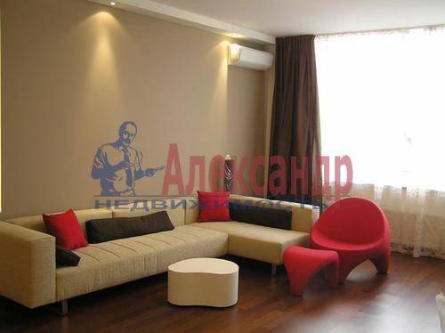 3-комнатная квартира (100м2) в аренду по адресу Веденеева ул., 8— фото 9 из 11