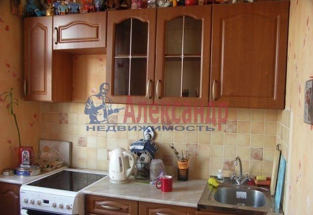 1-комнатная квартира (35м2) в аренду по адресу Богатырский пр., 22— фото 1 из 4
