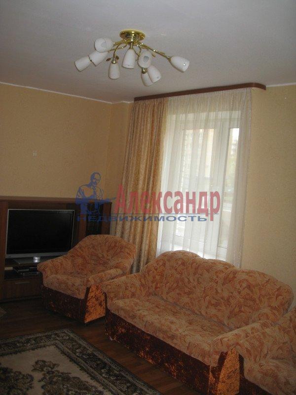1-комнатная квартира (37м2) в аренду по адресу Пулковская ул., 8— фото 5 из 7
