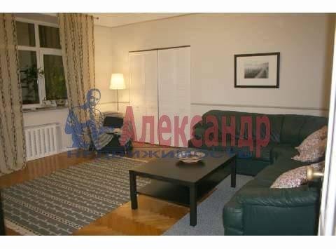 1-комнатная квартира (45м2) в аренду по адресу Авиаконструкторов пр., 2— фото 1 из 3