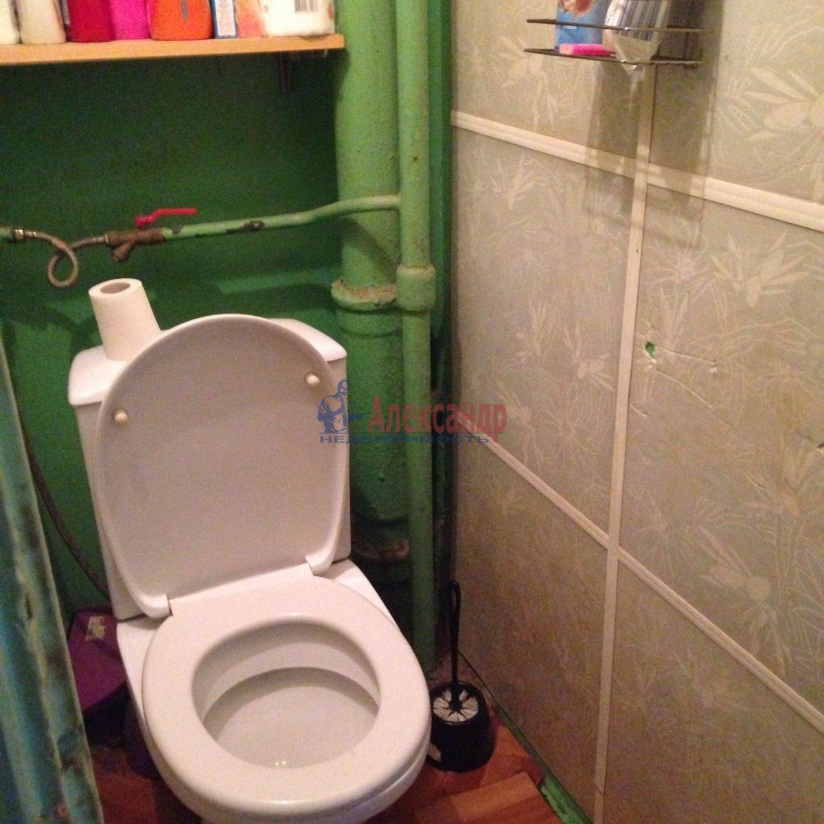 Комната в 2-комнатной квартире (54м2) в аренду по адресу Будапештская ул., 104— фото 5 из 6