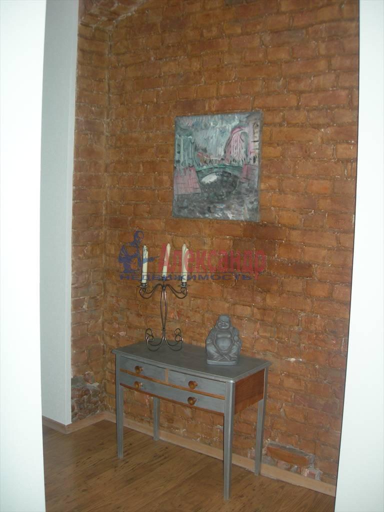 3-комнатная квартира (100м2) в аренду по адресу Союза Печатников ул., 18— фото 10 из 10