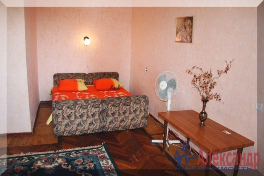 1-комнатная квартира (35м2) в аренду по адресу Юрия Гагарина просп., 26— фото 3 из 5