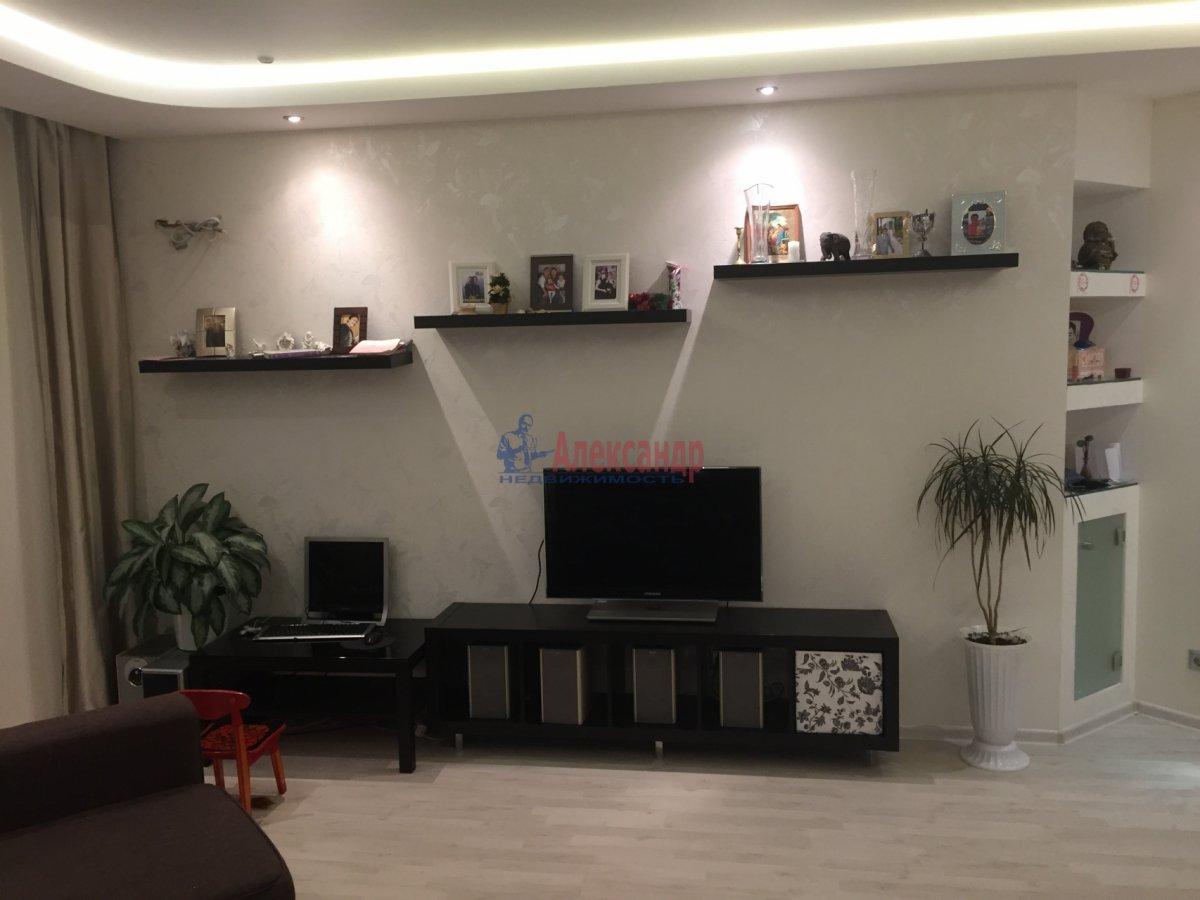 3-комнатная квартира (89м2) в аренду по адресу Гжатская ул., 22— фото 5 из 17