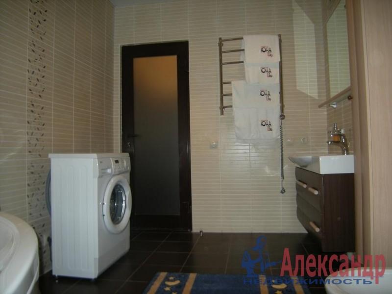 2-комнатная квартира (55м2) в аренду по адресу Юрия Гагарина просп., 77— фото 2 из 3