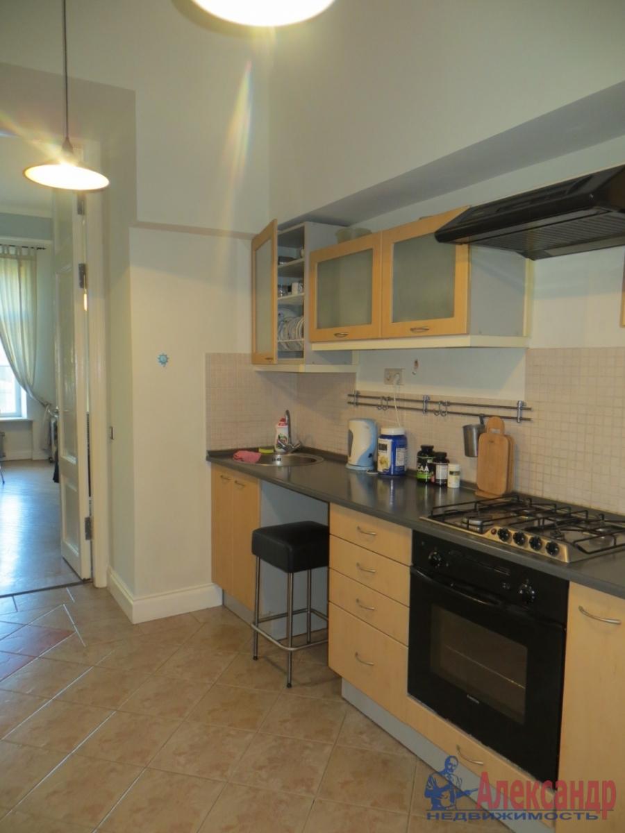 1-комнатная квартира (35м2) в аренду по адресу Лабораторная ул., 17— фото 1 из 3