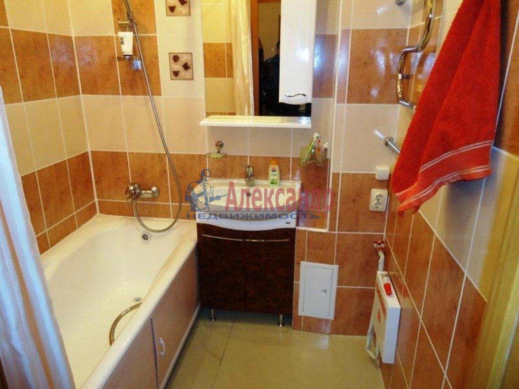 1-комнатная квартира (43м2) в аренду по адресу Учительская ул., 18— фото 4 из 4
