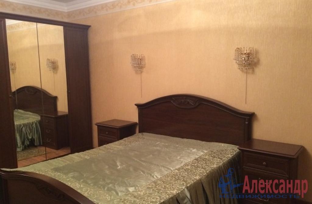 3-комнатная квартира (92м2) в аренду по адресу Садовая ул., 58— фото 2 из 3