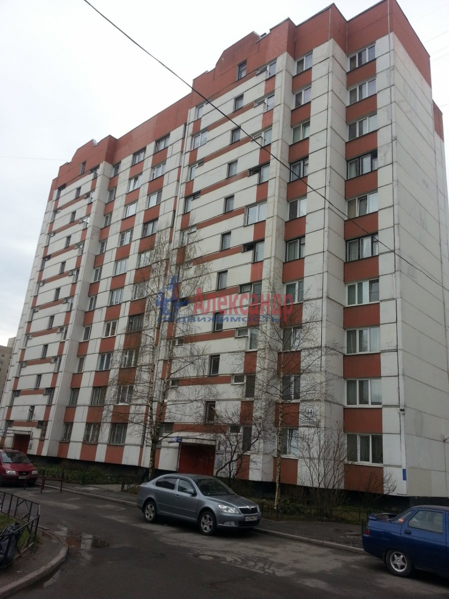 1-комнатная квартира (41м2) в аренду по адресу Авиаконструкторов пр., 34— фото 21 из 24