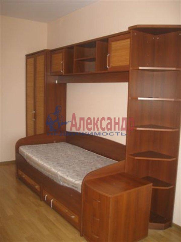 1-комнатная квартира (35м2) в аренду по адресу Московский просп., 126— фото 2 из 4
