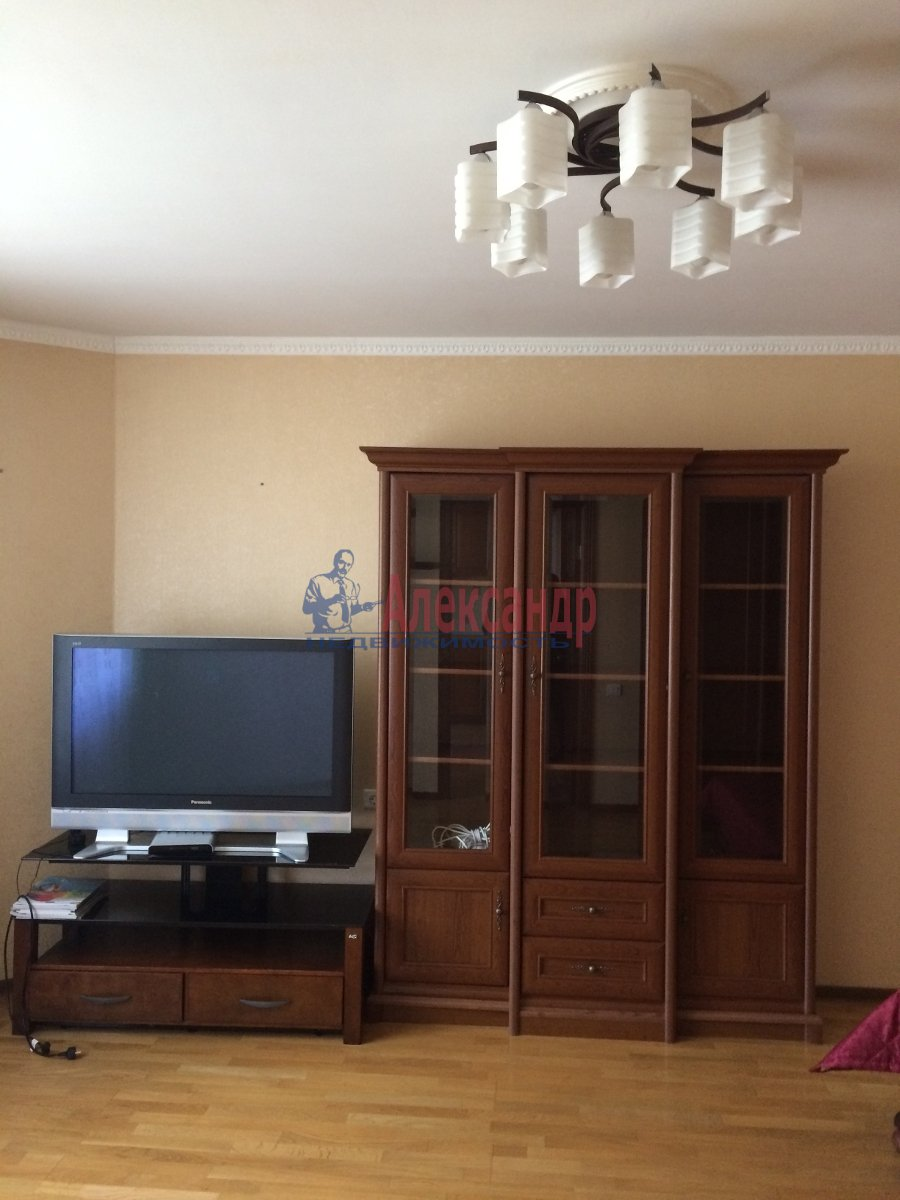 1-комнатная квартира (42м2) в аренду по адресу Савушкина ул., 128— фото 6 из 6