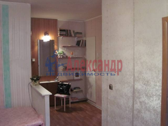 1-комнатная квартира (40м2) в аренду по адресу Кораблестроителей ул.— фото 4 из 5