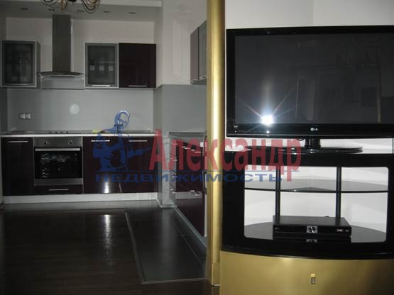 1-комнатная квартира (48м2) в аренду по адресу Космонавтов просп., 37— фото 5 из 7