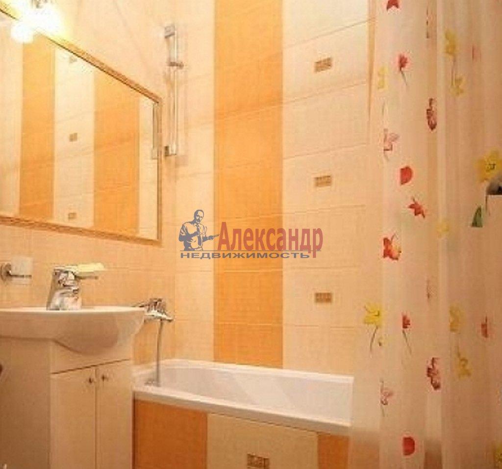 1-комнатная квартира (33м2) в аренду по адресу Парголово пос., Заречная ул., 19— фото 3 из 3