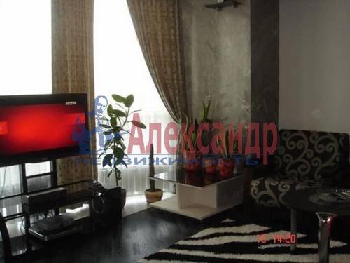 2-комнатная квартира (74м2) в аренду по адресу Ленинский пр., 114— фото 3 из 6