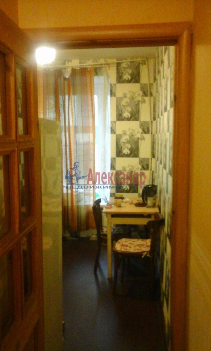 1-комнатная квартира (35м2) в аренду по адресу Гаврская ул., 15— фото 4 из 5