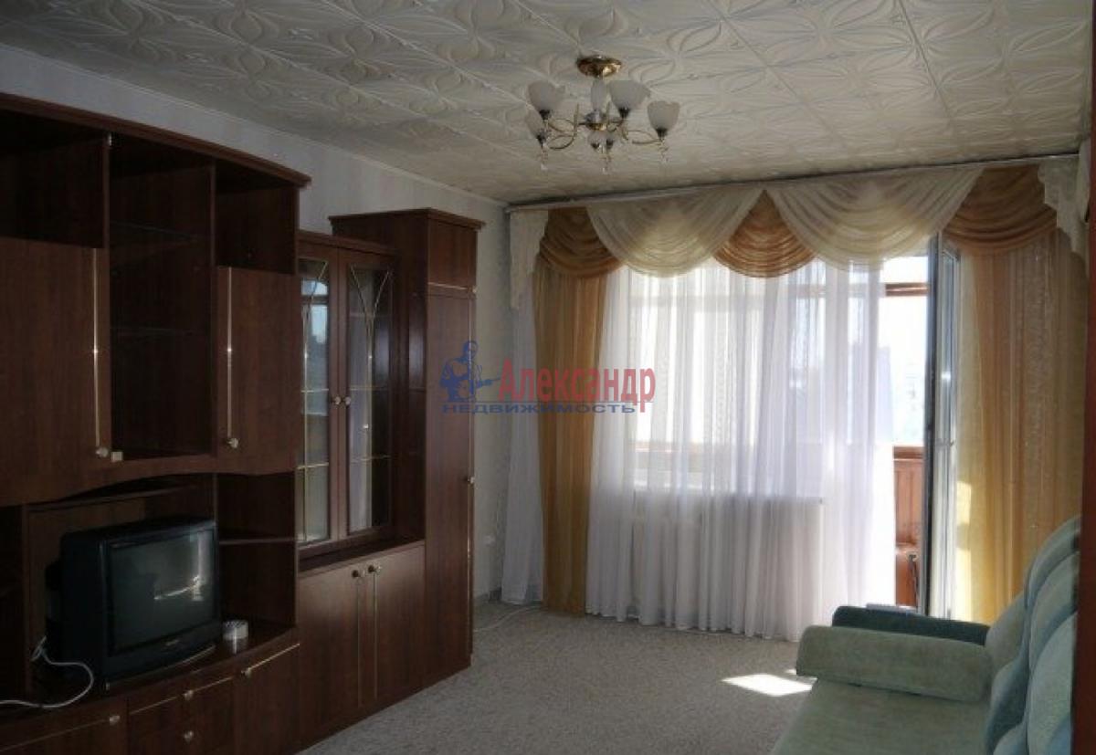1-комнатная квартира (38м2) в аренду по адресу Ленинский пр., 74— фото 3 из 6