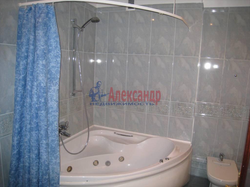 5-комнатная квартира (190м2) в аренду по адресу Мичуринская ул., 4— фото 11 из 12