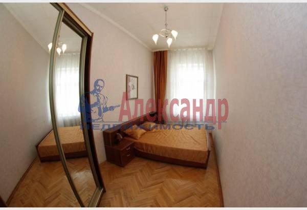 2-комнатная квартира (50м2) в аренду по адресу Радищева ул., 5— фото 5 из 6