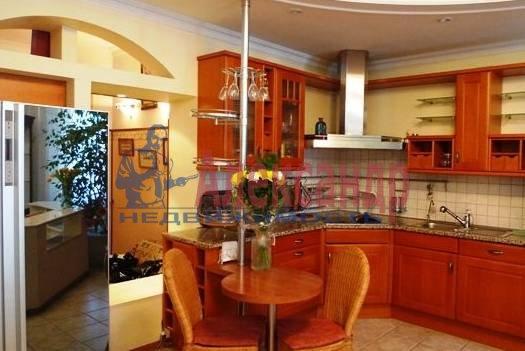 3-комнатная квартира (140м2) в аренду по адресу Захарьевская ул., 16— фото 3 из 4