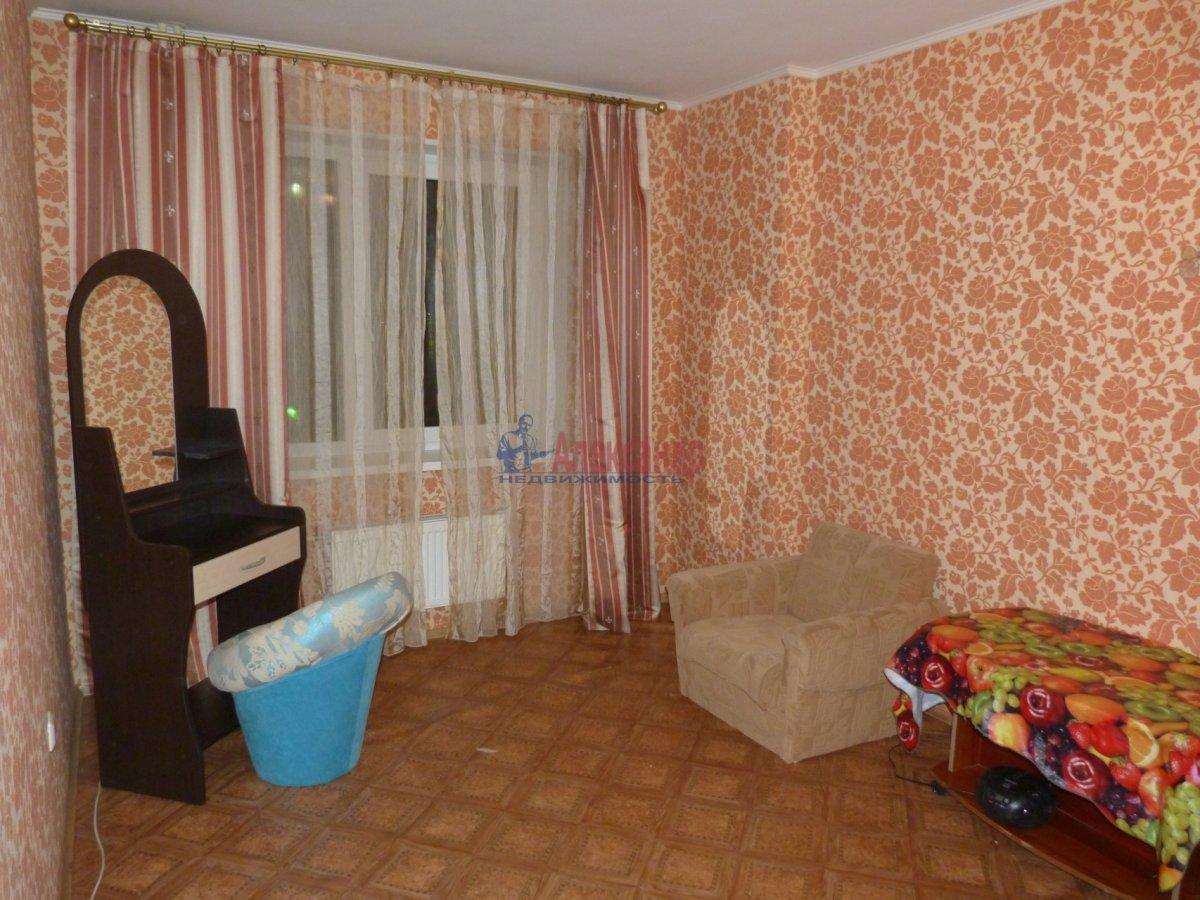 1-комнатная квартира (40м2) в аренду по адресу Константиновский пр., 18— фото 2 из 10