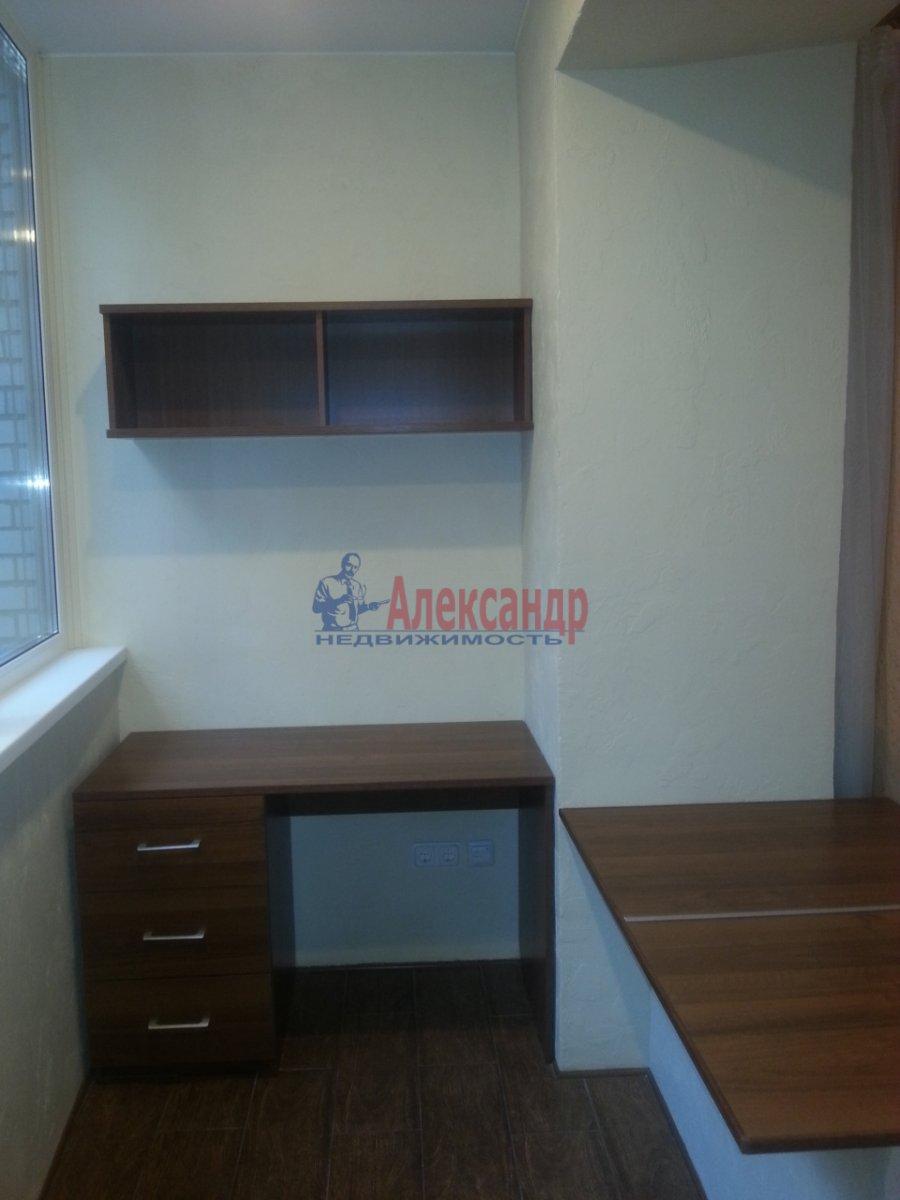 1-комнатная квартира (25м2) в аренду по адресу Луначарского пр., 11— фото 4 из 5
