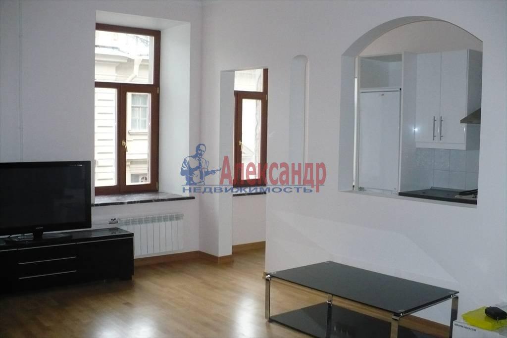 2-комнатная квартира (50м2) в аренду по адресу Адмиралтейская наб., 10— фото 6 из 6