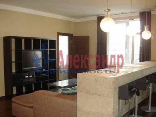 3-комнатная квартира (125м2) в аренду по адресу Московский просп., 82— фото 11 из 11