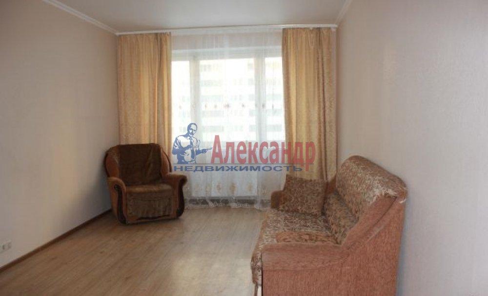 1-комнатная квартира (39м2) в аренду по адресу Коллонтай ул., 28— фото 3 из 5