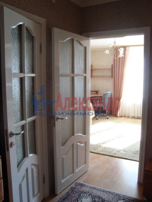1-комнатная квартира (39м2) в аренду по адресу Богатырский пр., 58— фото 3 из 5